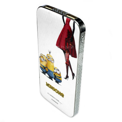 Power Bank Cartoon family 8800mAh оптом