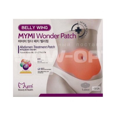 MYMI Wonder Patch Belly Wing оптом