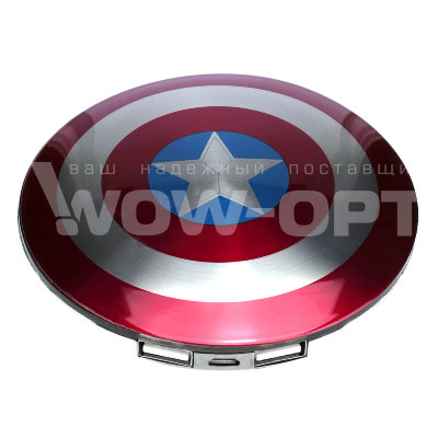 Power Bank Captain America 6800mAh оптом