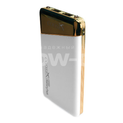 Power Bank COOSEN Chrome top 16800mAh оптом